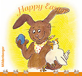 "Titelbild ""Time for stories, Heft 4: Happy Easter"""