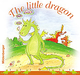 "Titelbild ""Time for stories, Heft 9: The little dragon"""
