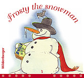 "Titelbild ""Time for stories, Heft 1: Frosty the snowman"""