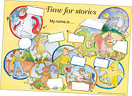 Time for stories – Das Poster